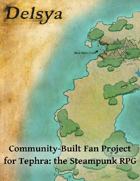 Delsya: Community-Built Local for Tephra