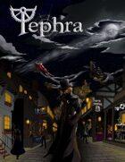Tephra: Narrator Screen