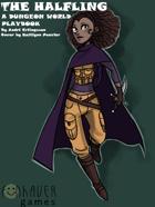 The Halfling - A Dungeon World Playbook