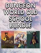 Dungeon World Old School [BUNDLE]