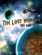 Relic Worlds - The Lost Worlds Card Game