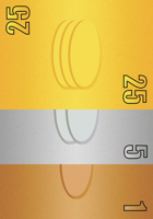 Card Money - Precious Metals