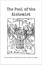 The Pool of the Alchemist