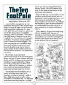 The Ten Foot Pole, issue 3