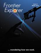 Frontier Explorer - Issue 3