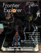 Frontier Explorer - Issue 12