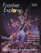 Frontier Explorer - Issue 22