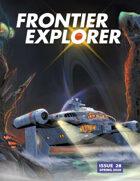 Frontier Explorer - Issue 28
