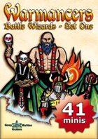 WARMANCERS: Battle Wizards: Set One
