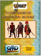 TORN WORLD's Torn Armor Set Five: Elves