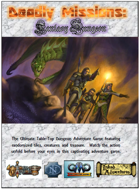DEADLY MISSIONS:  Fantasy Dungeon Core Rules