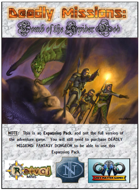 DEADLY MISSIONS:  Tomb of the Spider God