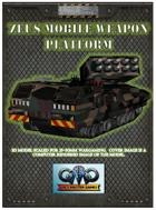 ZEUS Mobile Weapon Platform