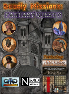 DEADLY MISSIONS: Expansion Ten:  Fantasy Quest Three