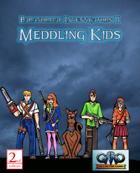 DEADLY MISSIONS: Paranormal Investigators 2: Meddling Kids