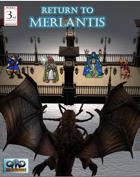 DEADLY MISSIONS: 3rd Edition:  Return to Merlantis