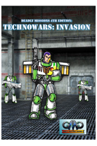 Deadly Missions 4th Edition: Technowars Invasion