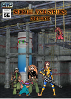 Deadly Missions 5th Edition: SUGAR AND SPIES SET ONE