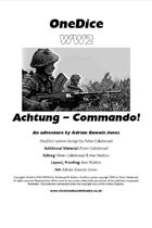 OneDice WW2: Achtung - Commando!