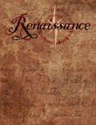 Renaissance - D100 black powder SRD