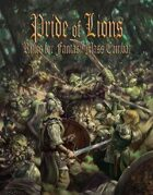 PRIDE OF LIONS 2nd edition