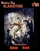 Modern Day Gladiators - Wrestling Game