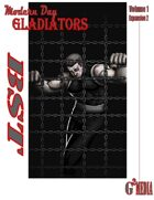 Modern Day Gladiators Expansion 2 BST