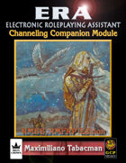 ERA for Rolemaster RMSSFRP Channeling Companion
