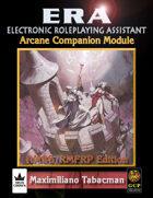 ERA for Rolemaster RMSSFRP Arcane Companion