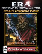 ERA for Rolemaster RMSSFRP Treasure Companion