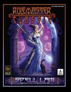 Rolemaster Classic Spell Law