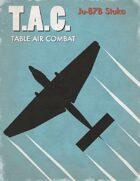 Table Air Combat:  Ju-87B