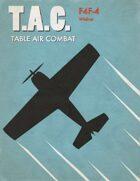 Table Air Combat: F4F-4 Wildcat