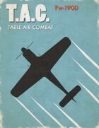 Table Air Combat:  Fw-190D
