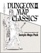 Dungeon Map Classics Sample Pack