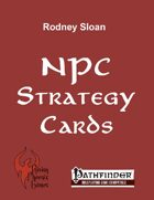 NPC Strategy Cards