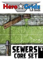 HeroGridz - Sewers - Core Set