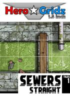 HeroGridz - Sewers - Straight Section