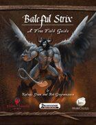 Baleful Strix — A Free Field Guide