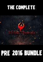 Rising Phoenix Games Pre 2016 Releases [BUNDLE]