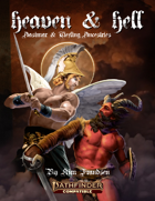 Heaven & Hell: Aasimar & Tiefling Ancestries