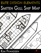 Elite Design Elements: Smitten Gull Ship Map