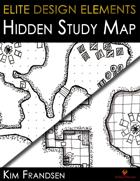 Elite Design Elements: Hidden Study Map