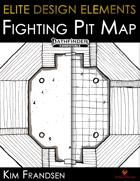 Elite Design Elements: Fighting Pit Map