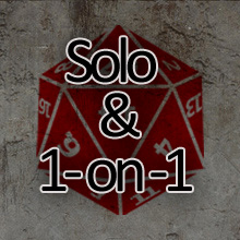Solo & 1-on-1 Adventure
