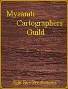 Mysaniti Cartographers Guild 2004 Annual