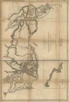 Antique Maps XVII - Puget Sound of the 1800's