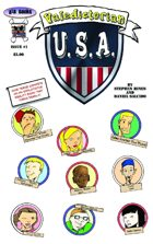 Valedictorian USA: Issue #1