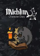Character Diary