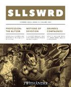 SLLSWRD Zine #1 - Play Aid for Zweihander RPG